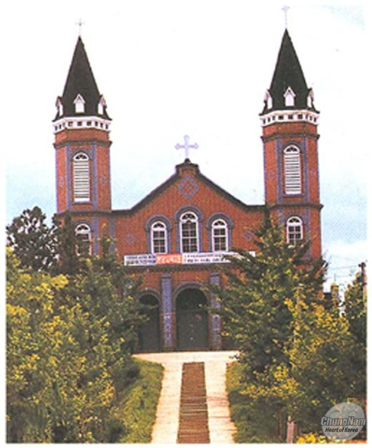 합덕성당 (Hapdeok Catholic Church)